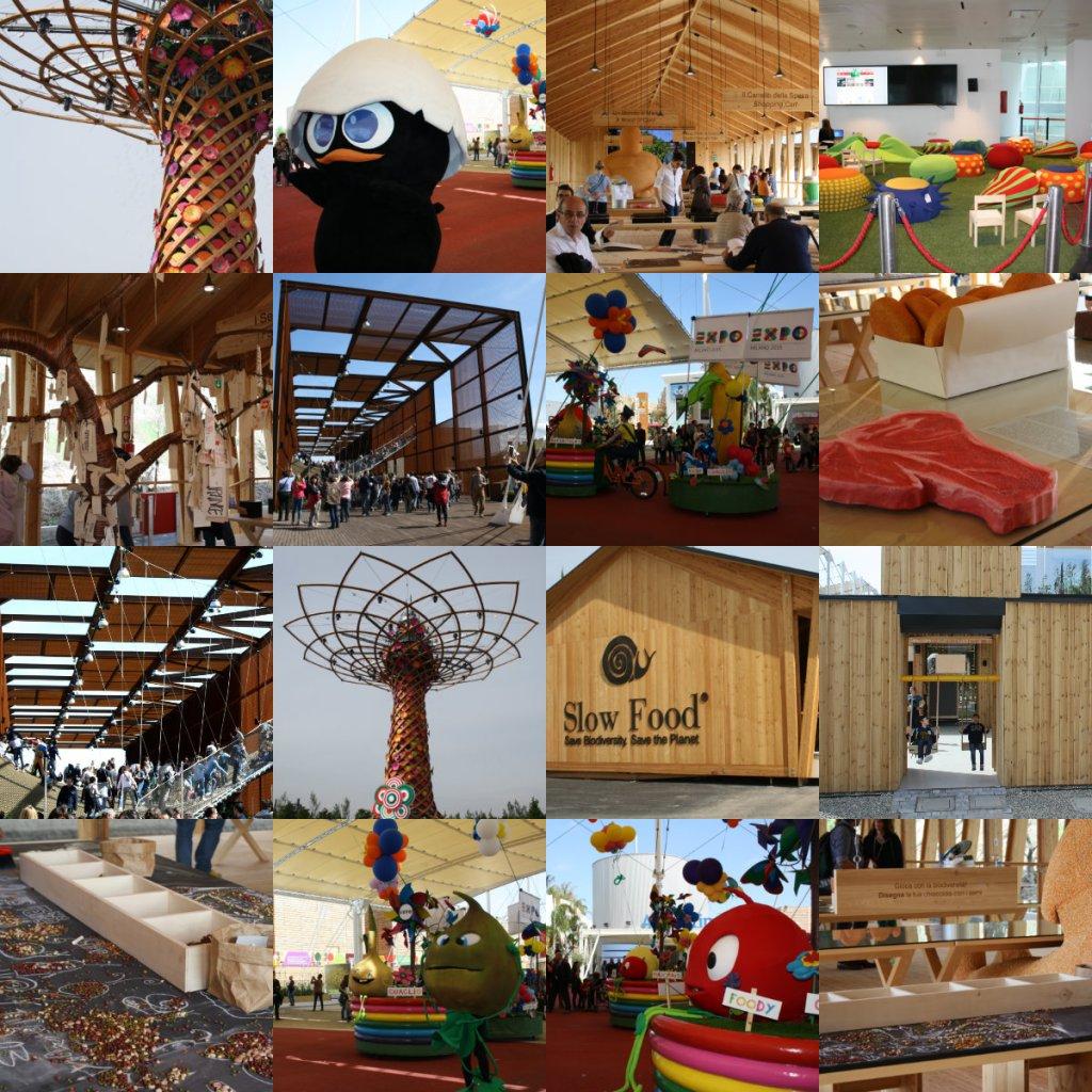 Expo Milano 2015 - attrazioni per bambini